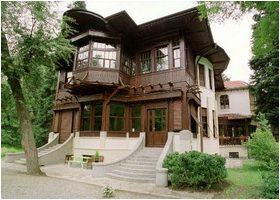Vrana hunting lodge, Bulgaria