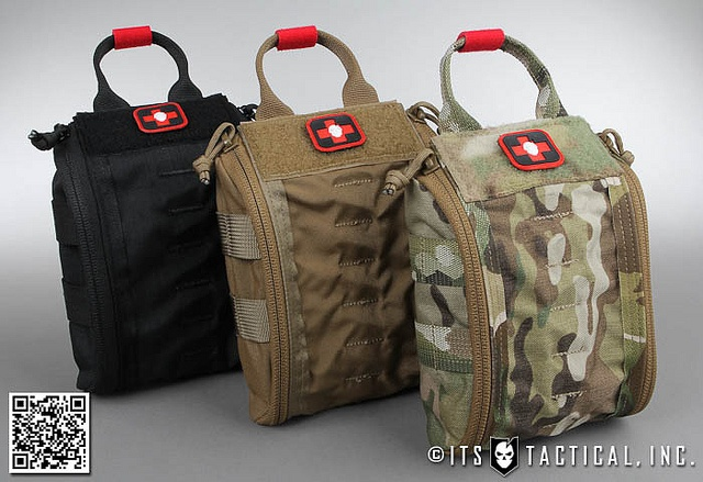 ITS ETA Trauma Kit Pouch - Fatboy 01 by ITS Tactical, via Flickr