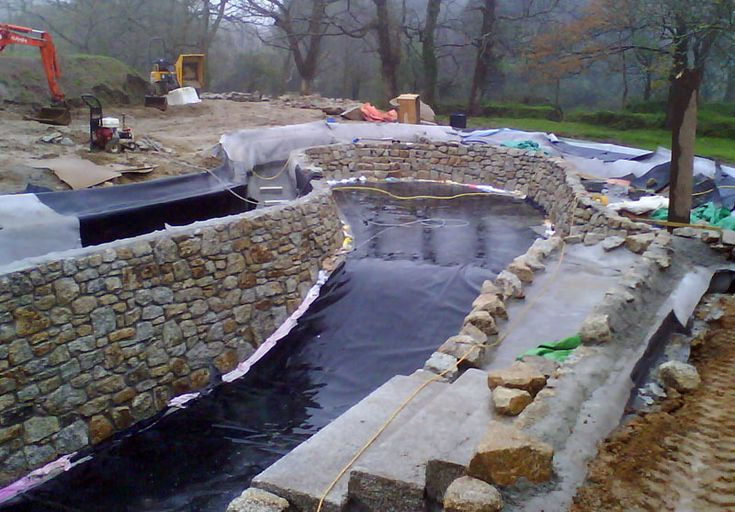 Swimming pool construction costs construction pool pools ideas pinterest pool Natural swimming pool builders