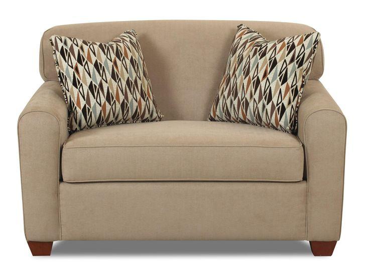 Zuma  Sleeper Chair by Klaussner