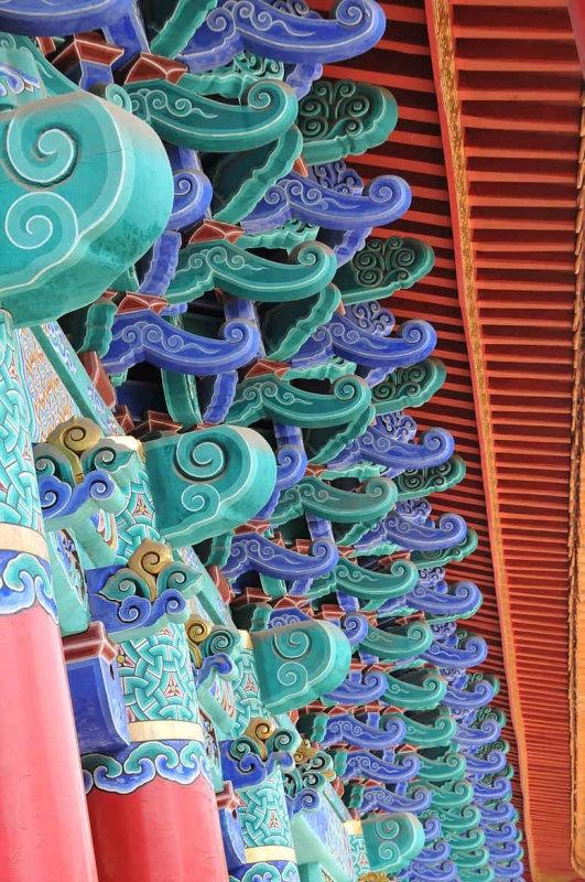 Kunming - Temple Yuantong Si  China