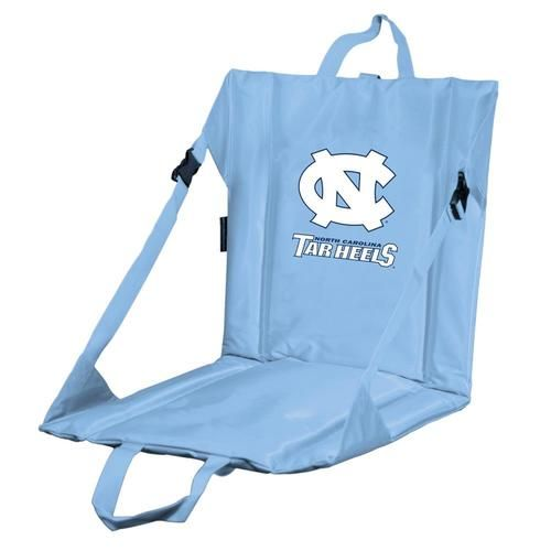 North Carolina Tarheels UNC Stadium Seat With Back