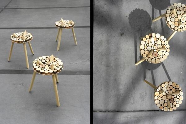 Little Wells    #Furniture, #Table, #WOOD