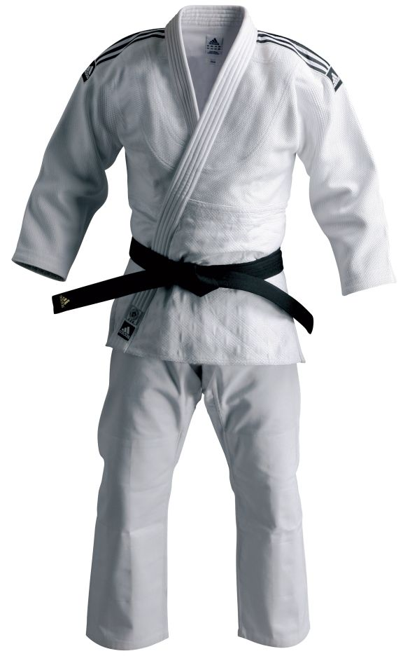 Adidas - J930IJF Judo Champion - Color: White - Size: XX (1/1)