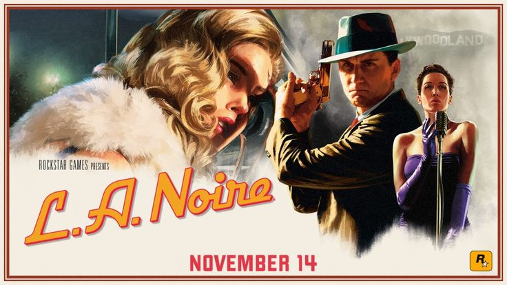 Rockstar Games announces LA Noire: The VR Case Files for HTC Vive