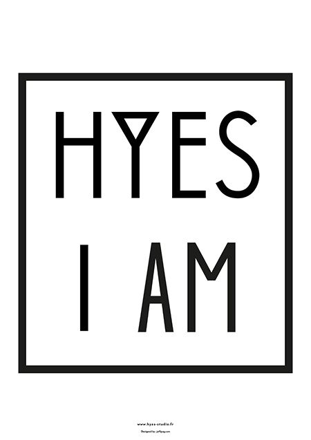 Hyes site