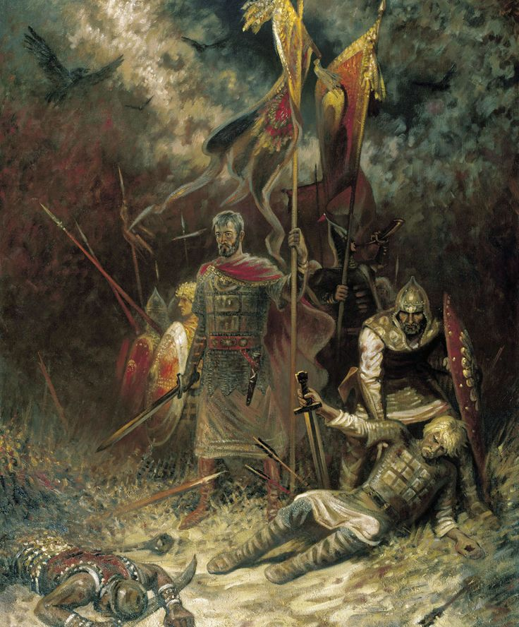 © Boris Olshansky || Imaginaries of the Slavic Mythology