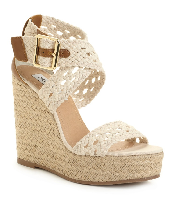 Steve Madden Women's Shoes, Magestee Wedge Sandals - Shoes - Macy's