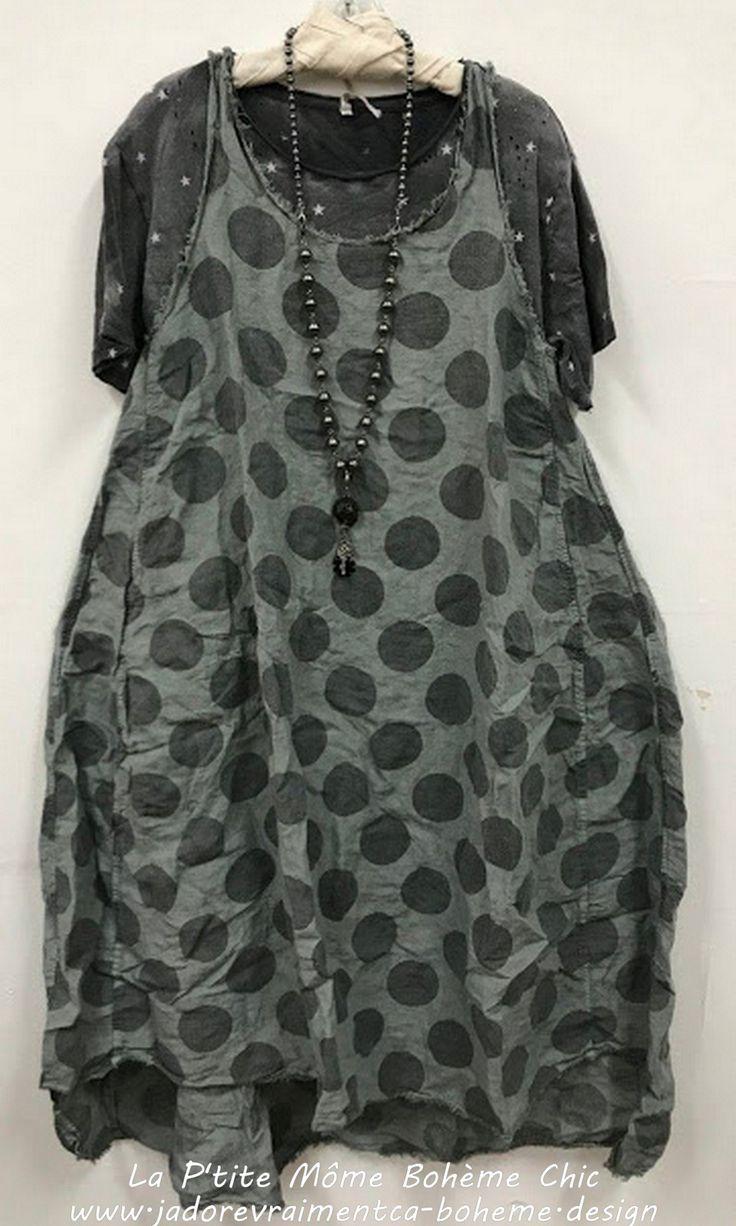 Layla Dress-Robe Magnolia Pearl Disponible en Boutique
