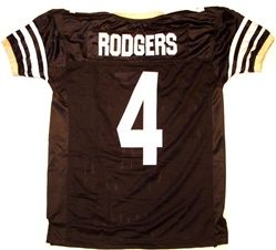 Aaron Rodgers #4 Butte College Replica jersey