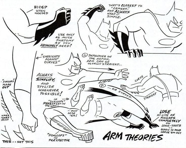 Batman Model Sheet V by Nes44Nes.deviantart.com on @deviantART