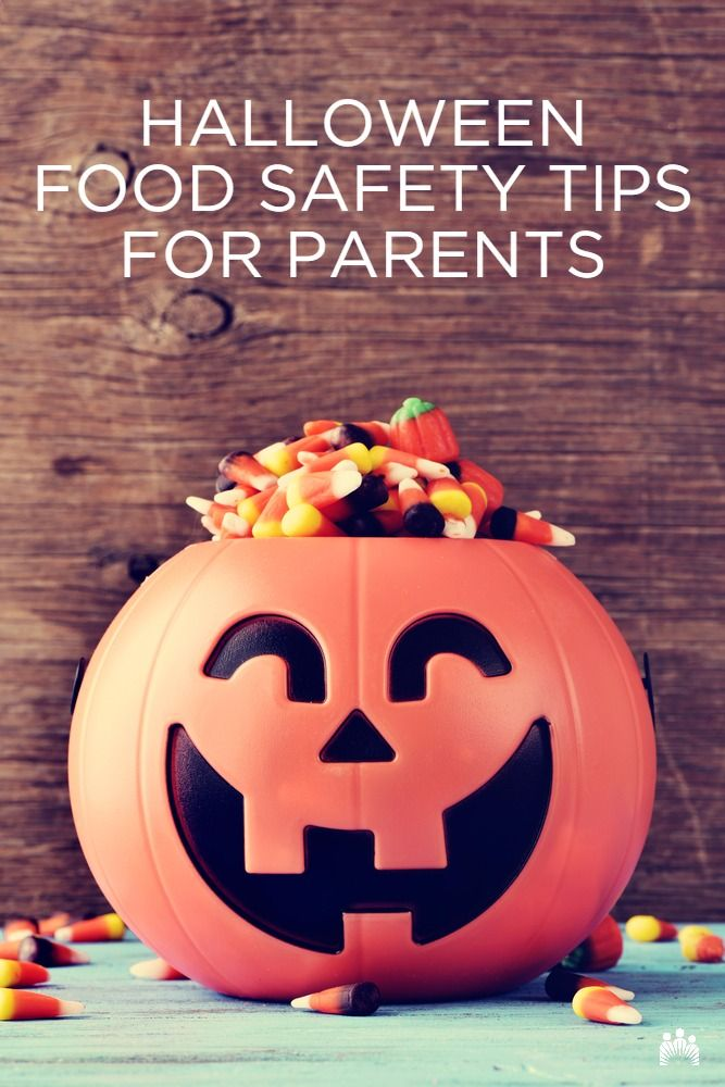halloween feature item provides food safety tips parents can use to prepare for trick or treating and parties at home - Halloween Tips For Parents