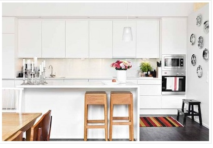 Pinterest White Kitchen Designs