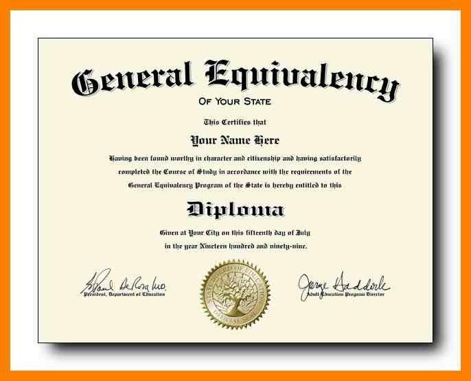 Ged Certificate Template 6 Certificate Templates Regarding Ged Certificate Graduation Certificate Template Certificate Templates Free Certificate Templates
