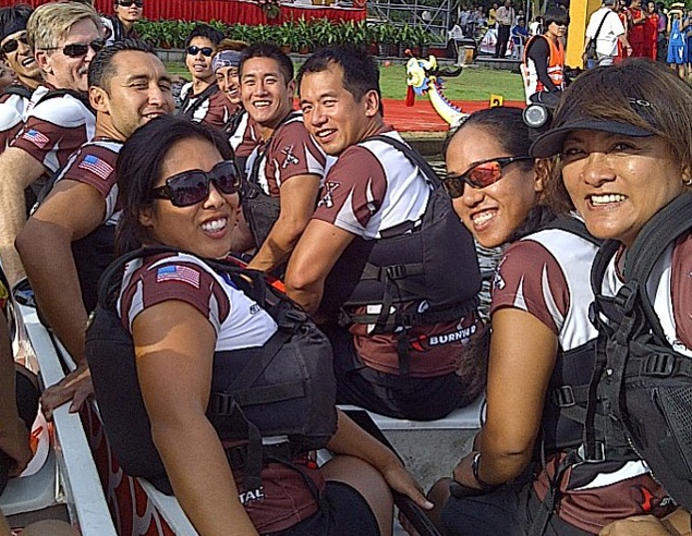 Custom Dragon Boat Jerseys by ATAC™ Sportswear  http://www.dragonboatatac.com/design/semicustom.html