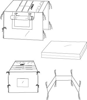 Simplicity Pattern 4713 Dog Cat Pet Crate That S Sew