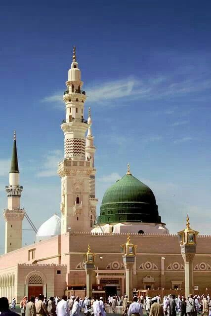 Prophet Mohammed Mosque - Al Madina - KSA