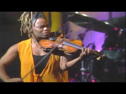 "▶ AQUI Y AJAZZ, REGINA CARTER ""Ain't Nobody"". - YouTube"