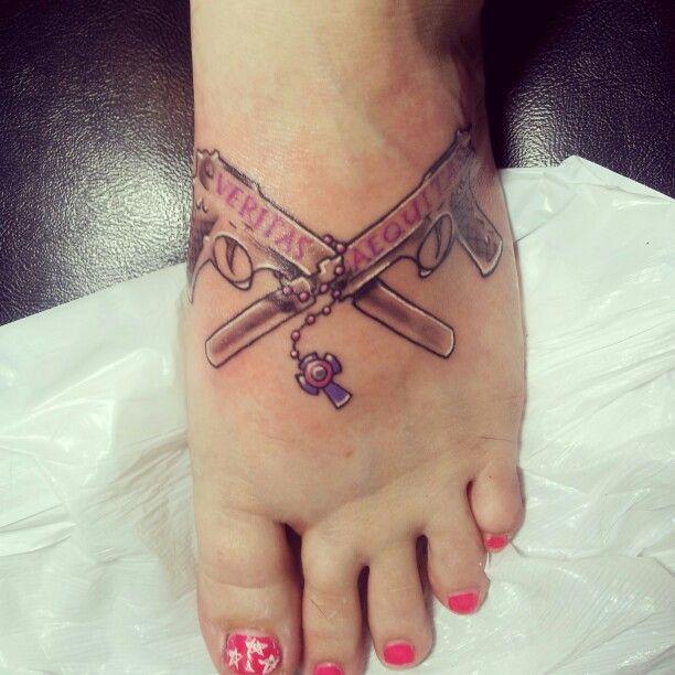 43 best tattoos that i love images on pinterest tattoo for Boondock saints veritas aequitas tattoos