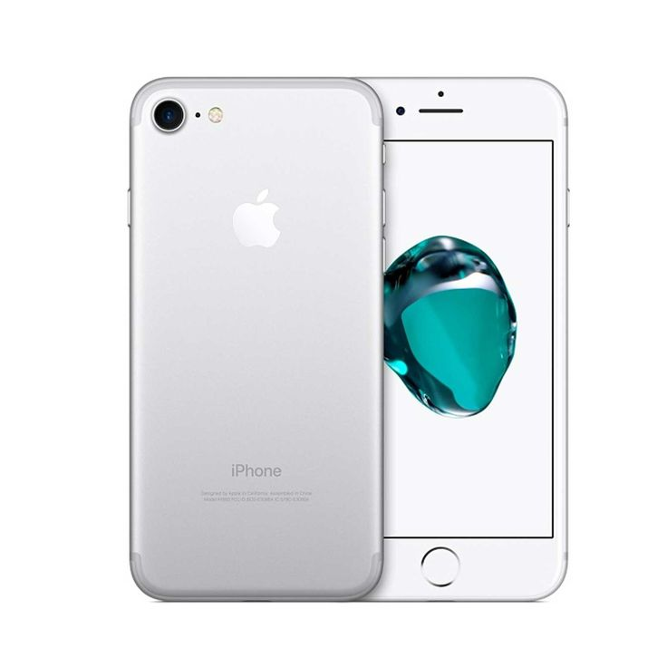 Apple iPhone 7 (Silver, 128GB) - Siliguri - Placewell Retail