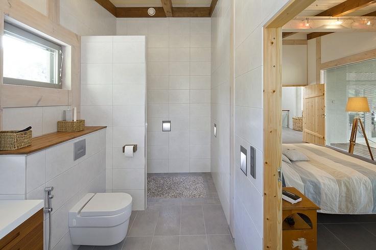 Bathroom Finnlamelli - TimberKoti