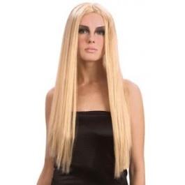 Parrucca bionda lunga, in vendita su http://www.eccolafesta.it/parrucca-long-blond.html