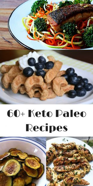Besides the healthy benefits of eating Paleo, many people are eating paleo also in hopes that that it will help them lose weight.  However, not all paleo meals are made equally when it comes to losing weight.  If you want to eat paleo and want to also lose some weight, you should try eating Low Carb Paleo or Keto Paleo, and here I have 62 Keto Paleo Recipes for you to try out! For those of you wondering what Keto is, here's a short version of it (Feel like reading?  Here's a longer version)…