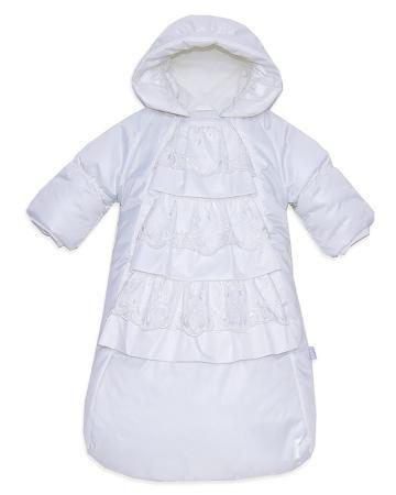 АРСИ мешок Фея р.62 молочный  — 2375р. ------------------------- Комбинезон-мешок Фея р.62 молочный Арси - это красивая и практичная одежда для малыша. Теперь одеваться станет гораздо проще и быстрее.