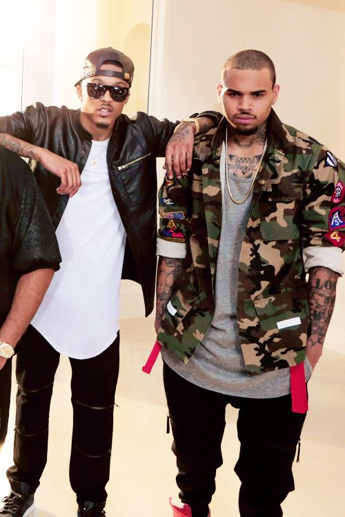 New PopGlitz.com: Chris Brown Announces 'The X Live Tour!' With Special Guest August Alsina - http://popglitz.com/chris-brown-announces-the-x-live-tour-with-special-guest-august-alsina/