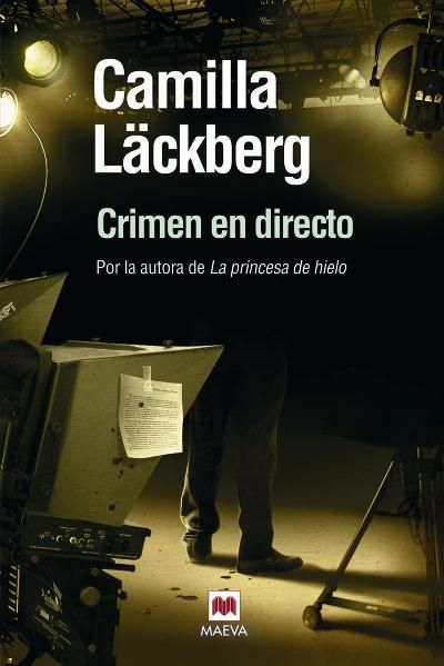 Crimen en directo Camilla Lackberg