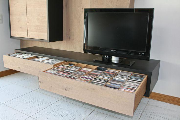 Best 25 meuble range cd ideas on pinterest range cd for Meuble rangement vinyl