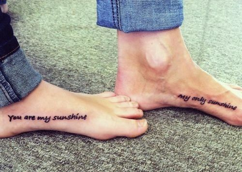 You are my sun shine my only sun shine. I'm making my mom get this with me lol