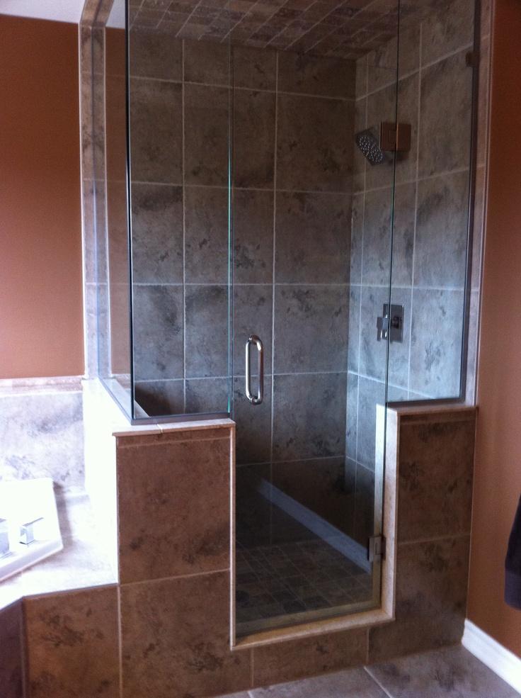 Enclosed Showers 30 best enclosed showers images on pinterest   bathroom ideas