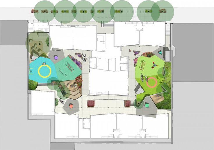 Base Landscape   French American International School – Early Childhood Center