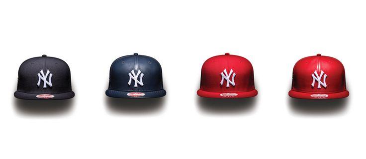 New Era Caps mit Spike Lee - Sehr cool und klassisch chic.