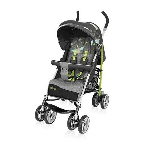 Baby Design Travel Quick babakocsi lábzsákkal - 2017 07 Grey - Zsebi Babaáruház - Babakocsik, bababútorok, autósülések, etetőszékek - Széles választék, kedvező árak