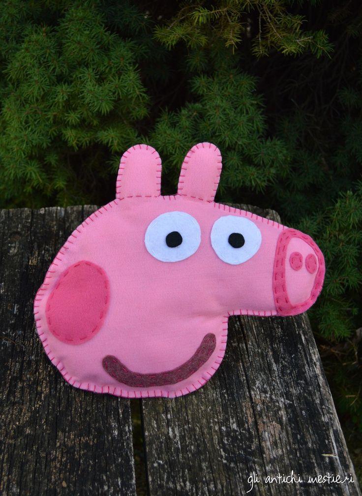 Peppa Pig, per una piccola giocherellona :)