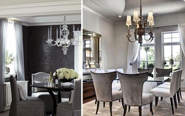 17 mejores ideas sobre comedor elegante en pinterest - Ideas decoracion salon comedor ...