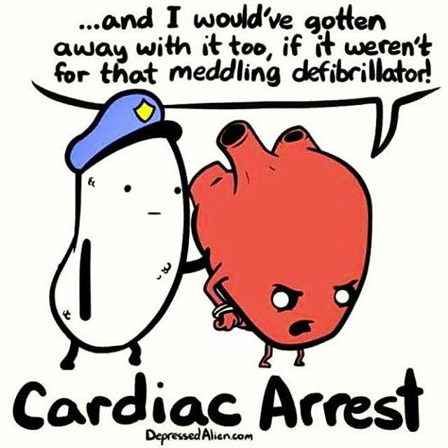 Hahaha!!! Here's a good medical pun!