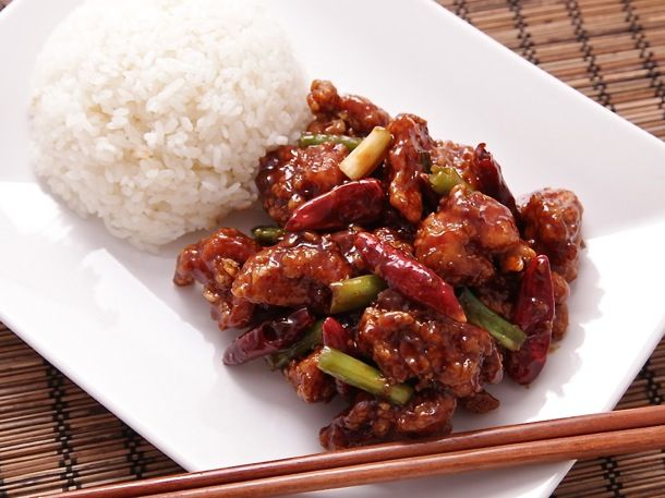 How to make General Tso's Chicken at home. #recipe #chinese