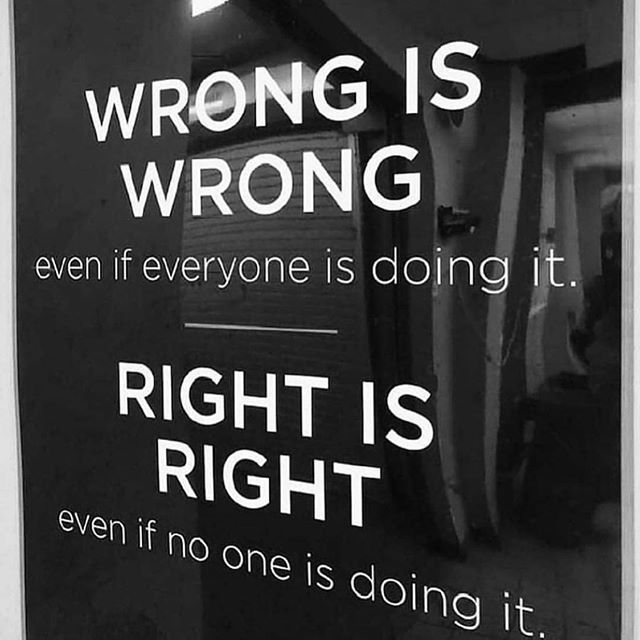 Don T Let The World Around You Influence What You Know Is Wrong Vs Right Thesuccessclub The Su Entrepreneur Motivation Work Quotes Quotes To Live By