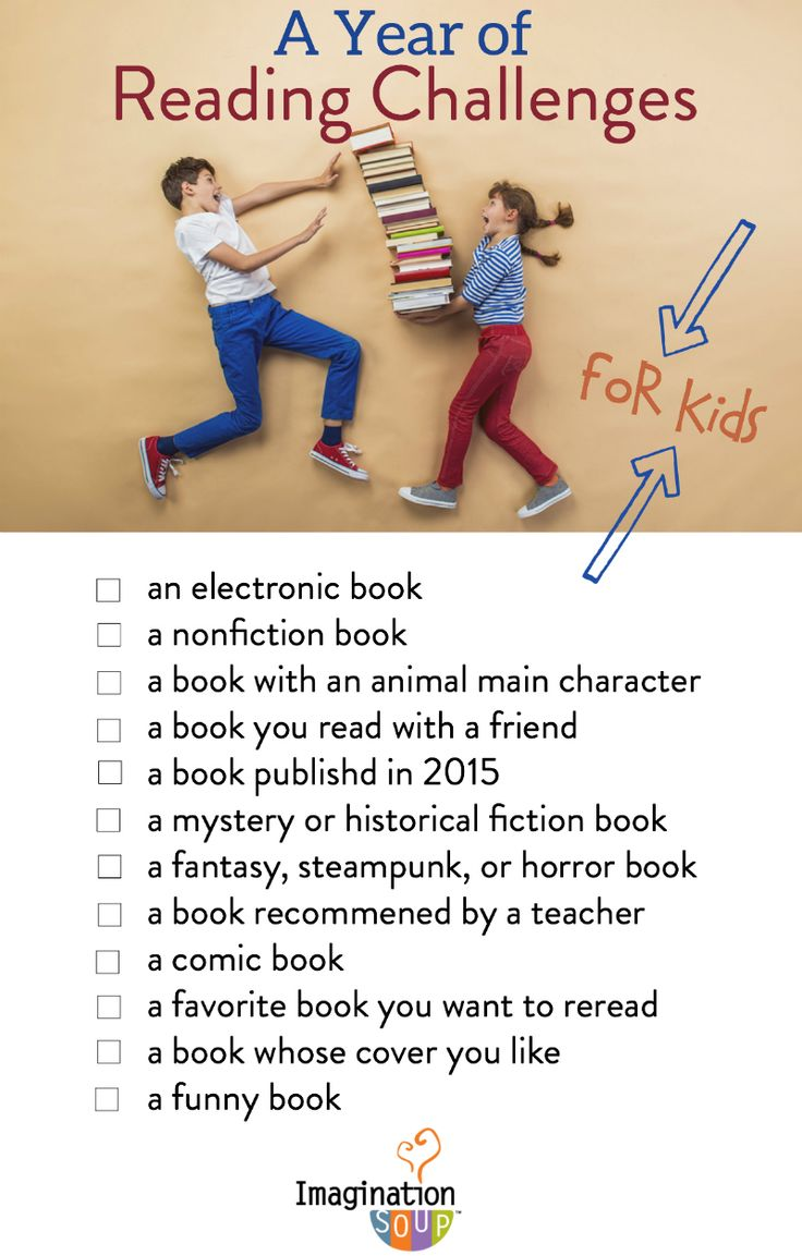 A Year of Reading Challenges for Kids - inspired by Modern Mrs. Darcy's Challenge for Adults. LOVE it! :)