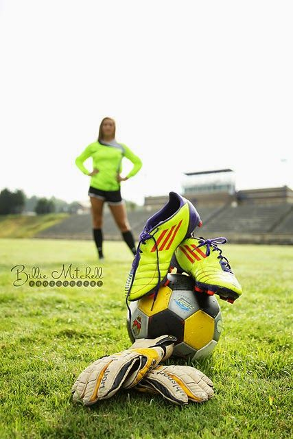 Billie Mitchell Photography: Soccer Senior Pictures North Henderson High School