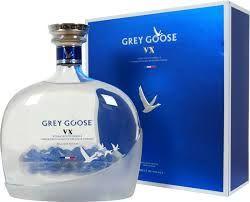 Grey Goose Vodka VX 1L (40%) #GrossSpirit Price €172.01 Call us +32 476 43 41 65 https://www.grossspirit.com  Email : grossspirit2015@gmail.com MOD : online payment/net banking