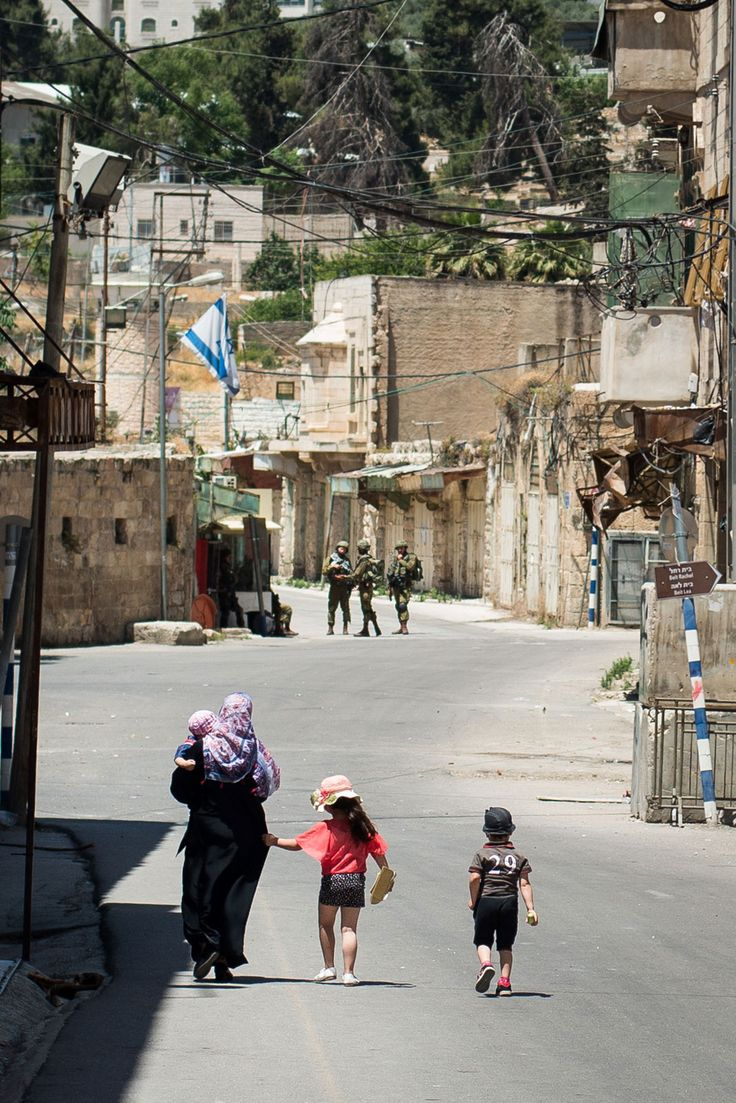 Existing is Resisting, Hebron by Katie Archibald-Woodward