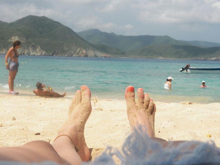 #SantaMarta #PlayaCristal
