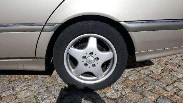 Mercedes 220 CDI preços usados