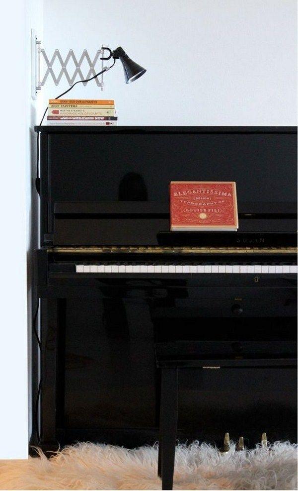 Piano Lamp Lighting