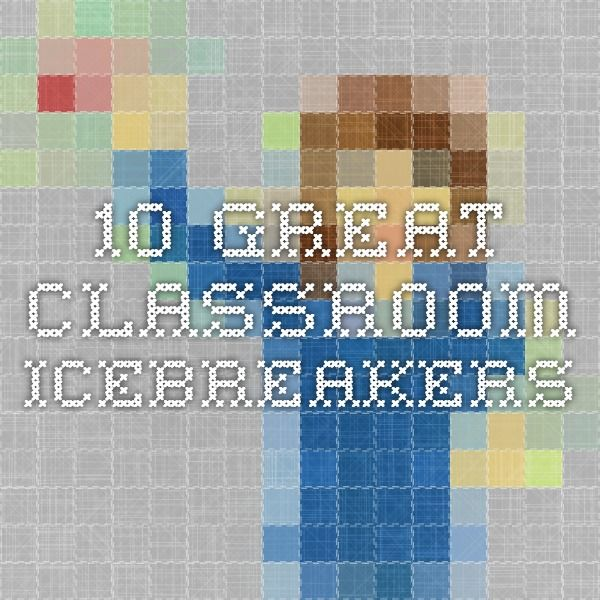 This is a good list of classroom icebreaker ideas! Have more? Share them in the  comments.