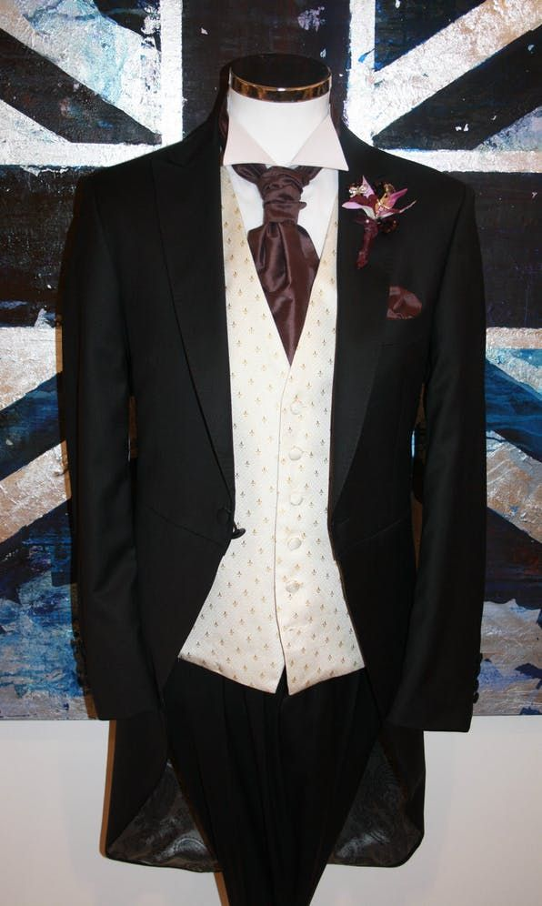 Stephen Bishop Morning Suits Morning Suit